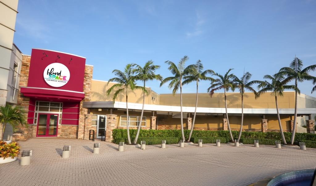 Island SPACE Caribbean Museum - Rendering